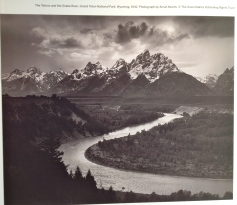 """The Tetons and the Snake River"""