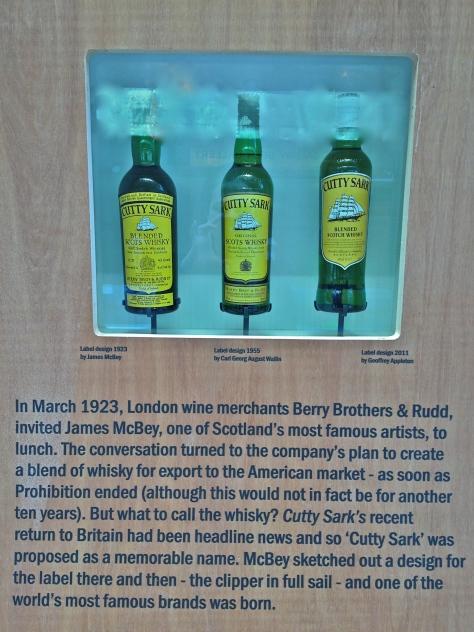 Cutty Sark the whisky