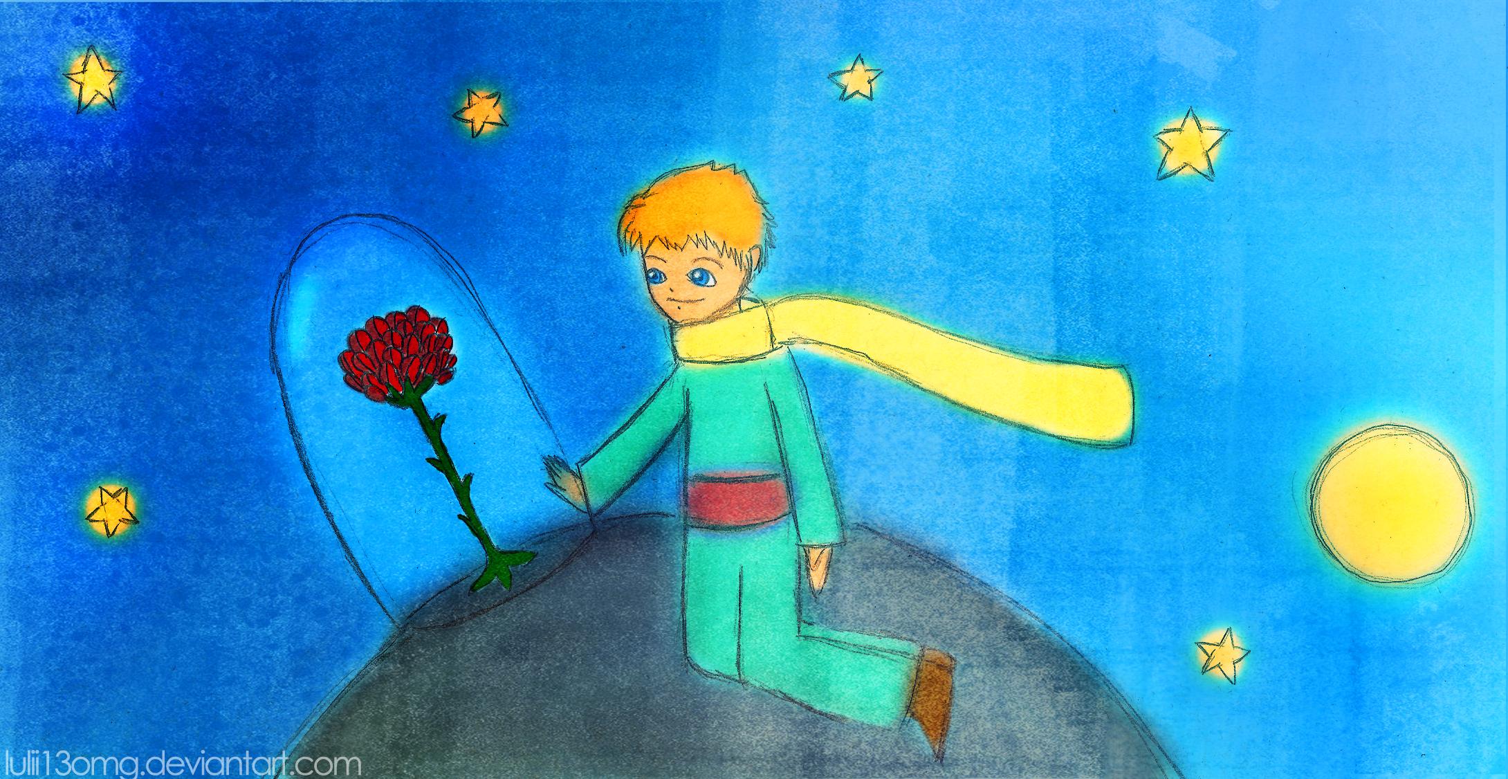 попробовать, иллюстрации к произведению маленький принц запросу костюм