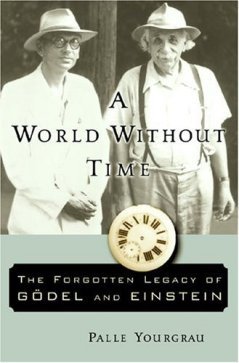 A World Without Time - the forgotten legacy of Goedel and Einstein