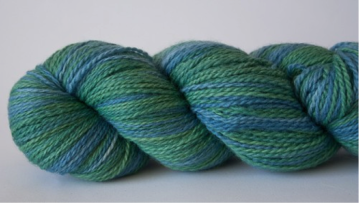 Bluefaced Leicester wool, The Natural Dye Studio