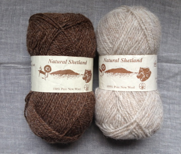Jamieson and Smith, Natural Shetland