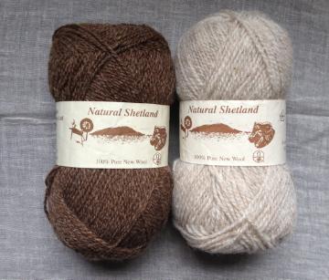 Jamieson and Smith, Natural Shetland