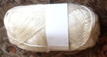 Wensleydale-Angora indie English wool