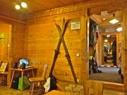 Interiors in mountain style