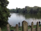 Highgate Men's Bathing Pond (men only)