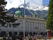 Hofburg (imperial residence)