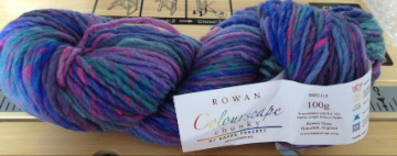 Rowan Colourscape Chunky in Frosty