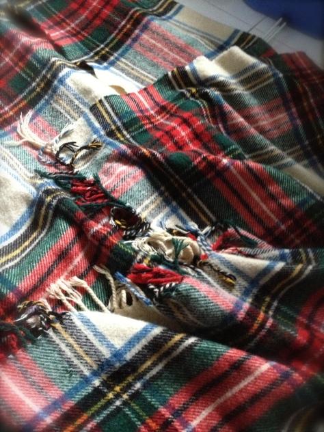 Burkraft blanket