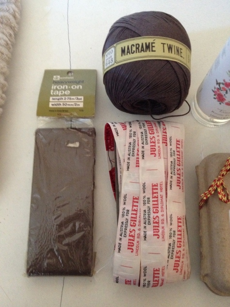 a bit of haberdashery for my stash