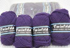 Twinfold DK purple