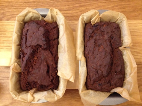 Gluten-free, low-sugar loaves